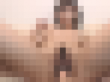 色白巨乳な美人JDがディルドと電マで激しくイク!ライブオナニー