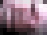地味系娘の寝たままのエロフェラ手コキで口内射精