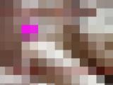「素人カップルはめ撮り????」 パイパンおまんこに濃厚精子を生注入!!??