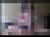 【無】セクシージャストサイズおっぱいに小さな乳首・・パイパンマンコのキレイな女の子の電マオナニー。