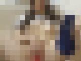 【モ無】豊満ボディ美女 ブルマコスプレでマンコにバイブずぶずぶオナニー